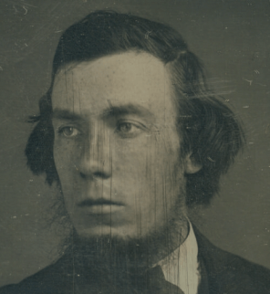 Could this be Robert, circa 1850?